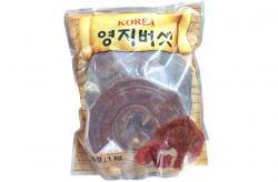 Nấm linh chi đỏ Hàn Quốc 2 tai 1 kg