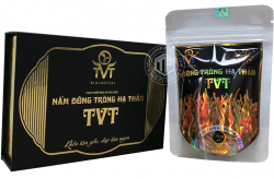 Đông trùng hạ thảo khô Việt Nam 10g