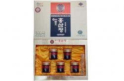 Cao hồng sâm lên men Hàn Quốc hộp 5 lọ x 120g