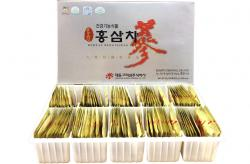 Trà hồng sâm Hàn Quốc cao cấp Deadong 100 gói
