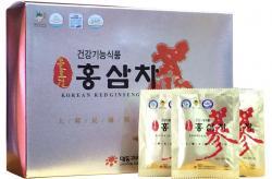 Trà hồng sâm hàn Quốc cao cấp Daedong 50 gói