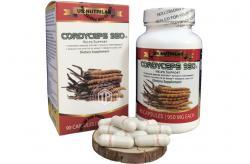 Đông trùng hạ thảo Cordyceps 950 của Mỹ hộp 90 viên