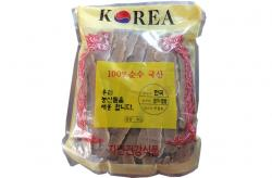 Nấm linh chi đỏ Hàn Quốc thái lát 1kg
