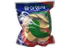Nấm linh chi vàng thơm Hàn Quốc 1 kg túi xanh