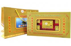 Tổ Yến Sào Khánh Hòa tinh chế hộp quà tặng 5 hộp 3g - 011G