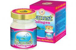 Yến Sào Sanest Collagen 1 lọ ( Yến Sào Khánh Hòa)