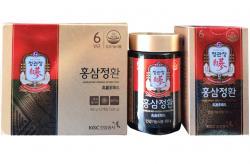 Viên cao hồng sâm Hàn Quốc KGC Cheong Kwan Jang hộp 2 lọ x 168g